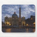 Italia, Roma, Ciudad del Vaticano, la basílica de  Alfombrilla De Raton
