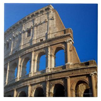 Italia, Roma, coliseo Azulejo Cuadrado Grande