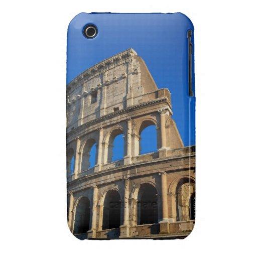 Italia, Roma, coliseo Case-Mate iPhone 3 Cobertura