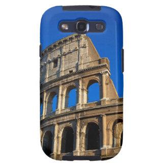 Italia, Roma, coliseo Galaxy S3 Carcasa