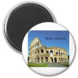 Italia, Roma, coliseo romano (St.K.) Imán Para Frigorífico