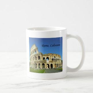 Italia, Roma, coliseo romano (St.K.) Tazas De Café