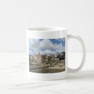 Italia, Roma - foto romana del foro Tazas De Café