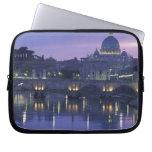 Italia, Roma San Pedro y Ponte Sant Ángel, Funda Portátil