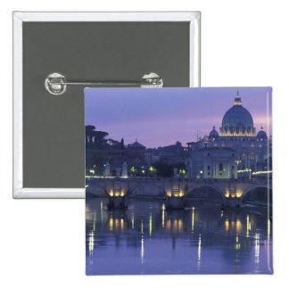 Italia, Roma San Pedro y Ponte Sant Ángel, Pin