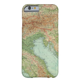 Italia septentrional, Austria, &c Funda De iPhone 6 Barely There