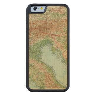Italia septentrional, Austria, &c Funda De iPhone 6 Bumper Arce