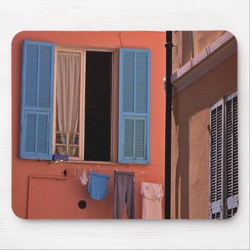 Italia septentrional, luz de la mañana alfombrilla de ratones