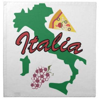 Italia Servilletas
