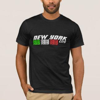 Italia Shirt. New York Shirt