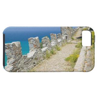 Italia, Sicilia, Cefalu, calzada de Cliffside, La Funda Para iPhone 5 Tough
