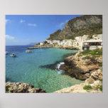 Italia, Sicilia, islas de Egadi, Levanzo, Impresiones