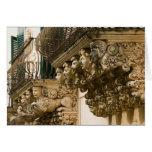ITALIA, Sicilia, NOTO: La ciudad barroca más fina  Tarjeta De Felicitación