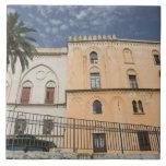 Italia, Sicilia, Palermo, dei Normanni de Palazzo Teja Cerámica