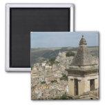 ITALIA, Sicilia, RAGUSA IBLA: Opinión y Santa de l Imán Cuadrado