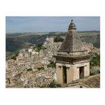 ITALIA, Sicilia, RAGUSA IBLA: Opinión y Santa de Postal