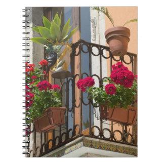 ITALIA, Sicilia, TAORMINA: Corso Umberto 1, Note Book