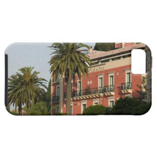ITALIA, Sicilia, TAORMINA: Hotel Schuler iPhone 5 Fundas