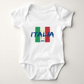 Italia soccer 2010 baby bodysuit