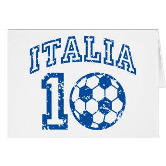 Italia Soccer Card