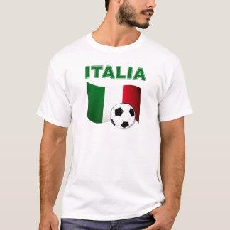 italia soccer football world cup 2010 T-Shirt