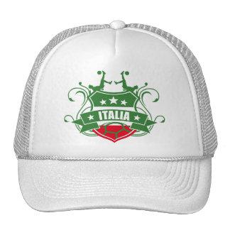 ITALIA soccer Gorro De Camionero