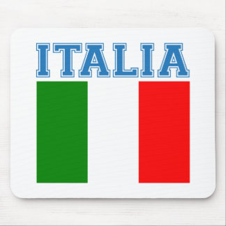Italia Soccer Mouse Pad