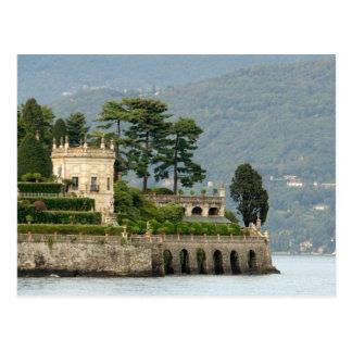 Italia Stresa lago Maggiore Isola Bella 2 Postales