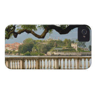 Italia, Stresa, lago Maggiore, Isola Bella iPhone 4 Cárcasa