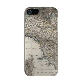 Italia superior y central funda para iPhone 5 incipio feather shine