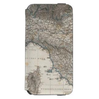 Italia superior y central funda cartera para iPhone 6 watson