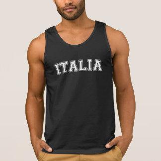 Italia Tank Top
