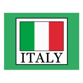 Italia Tarjeta Postal