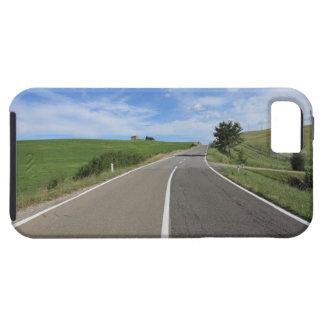 Italia Toscana d Orcia de Val camino iPhone 5 Case-Mate Carcasas