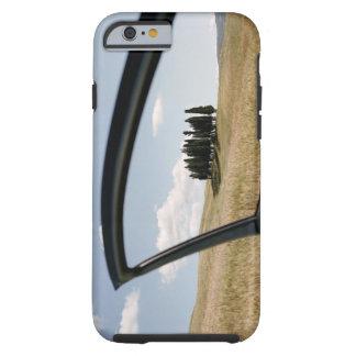 Italia, Toscana, d'Orcia de Val, árboles de Funda Para iPhone 6 Tough