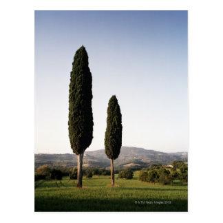 Italia, Toscana, d'Orcia de Val Postal