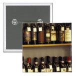 Italia, Toscana, exhibición del vino de Pienza en  Pin