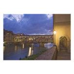 Italia, Toscana, Florencia. Ponte Vecchio Fotografías