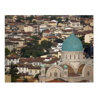 Italia, Toscana, Florencia, Tempio Maggiore Postal