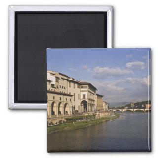 Italia, Toscana, Florencia. Vista diurna del Imán Cuadrado
