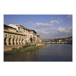Italia, Toscana, Florencia. Vista diurna del Impresiones Fotográficas