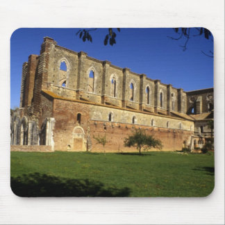 Italia: Toscana, Massa Marittima, San Galgano Alfombrillas De Ratón