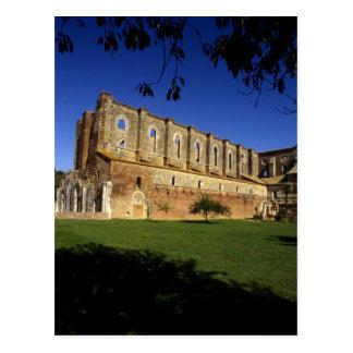 Italia: Toscana, Massa Marittima, San Galgano Postal