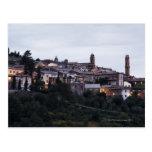 Italia, Toscana, Montalcino Postal