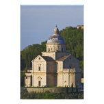 Italia, Toscana, Montepulciano. Iglesia de San Fotografía