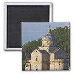 Italia, Toscana, Montepulciano. Iglesia de San Imán Cuadrado