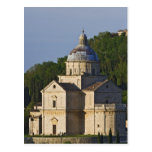Italia, Toscana, Montepulciano. Iglesia de San Postal