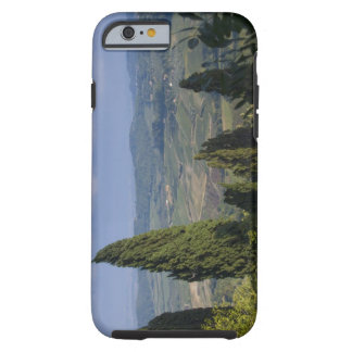 Italia, Toscana, Montepulciano. Vista del Funda De iPhone 6 Tough
