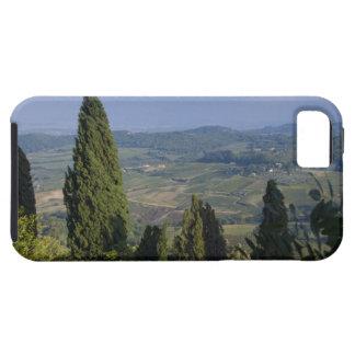 Italia, Toscana, Montepulciano. Vista del iPhone 5 Coberturas