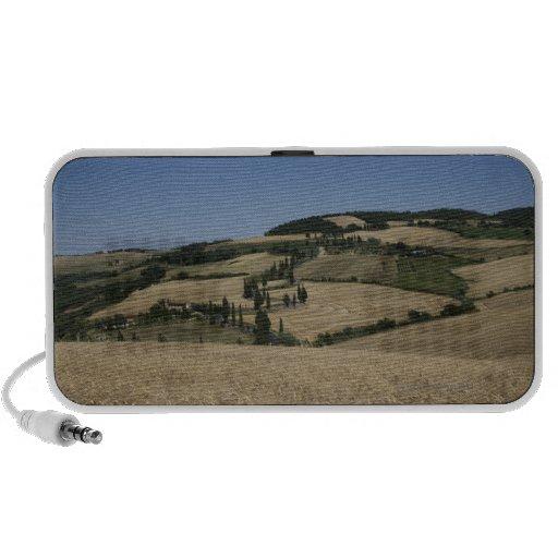 Italia. Toscana. Montichiello Altavoz De Viaje